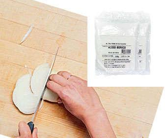 Insecticida casero con ácido bórico y cebolla