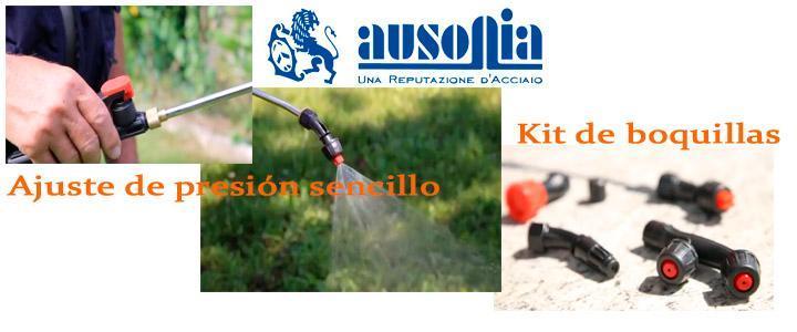 Nebulizador de 16 litros Ausonia con batería de litio